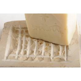 porte-savon en pierre